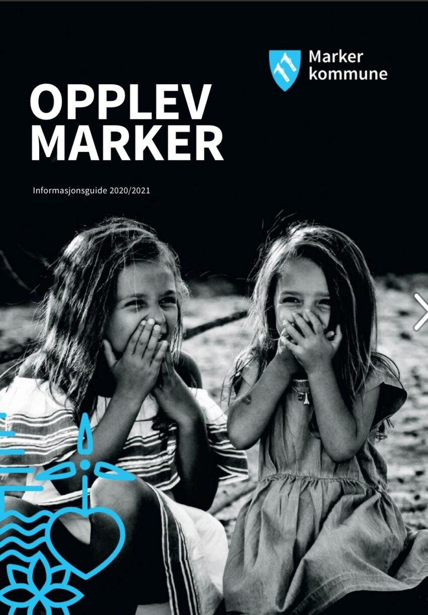 Forside Marker Kommune magasin juli 2020